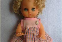 Кукла моего детства.