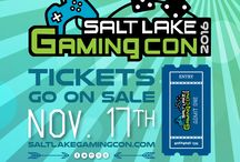 Salt Lake Gaming Con 2016 / Salt Lake Gaming Con will return to South Towne Expo Center, June 2nd - 4th 2016! www.SaltLakeGamingCon.com