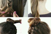 Penteados ♡ / penteados para cabelos