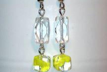 Beads: Earrings / by Jessa Wagner