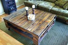 pellet coffee tables
