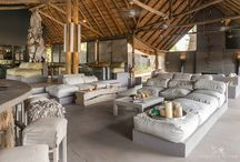 """Simbavati River Lodge / Simbavati Hilltop Lodge lies elevated at the north end of the well known natural reserve Timbavati which abuts directly at the Kruger national park. Simbavati takes its name from the local Shangaan language, translated as """"the place where the lions come down from the stars"""". The private natural park with low malaria risk is a paradise for watching the big-5 and over 360 various bird species."""