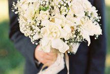 A wedding of WHITE