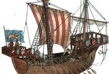 Medieval Ships