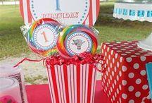M's 3rd Birthday Ideas / by Elizabeth Richardson