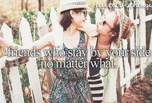 friends.....