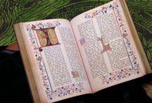 Najpiękniejsze rękopisy i inne książki