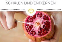 Food: Tipps & Tricks / Wir zeigen euch einfache uns lustige Tricks zum Thema Food
