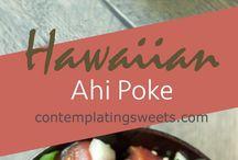 poke hawaiano