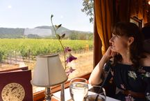 Wine Train Reviews / Read what others have written about their experiences on the Napa Valley Wine Train. / by Napa Valley Wine Train