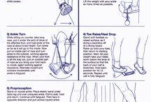 Ankle injury / by Sarah McRoberts