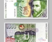 A Moneda Española Antigua