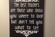Δώρα για δασκάλες