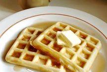 Waffles / by Caroline Guf