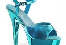 exotic dancer shoes / #platform