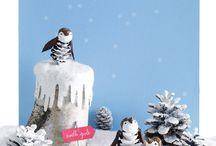 winter wonderland / by Jessica Gurley Kerr