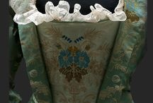 Historic Clothing- 18th Century / by Rebecca Hiller