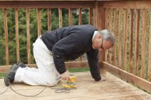 deck cleaning tips