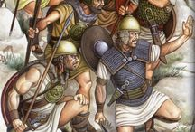 First Barbarians.