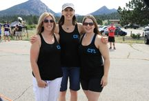 Mayhem in the Mountains 2013 / CrossFit competition in Estes Park, CO / by Ian Starr