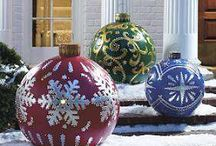 Christmas-Outdoor Decor