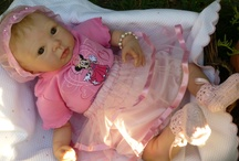 Reborn Baby Doll Clara / Clara is a Melody sculpt, by Adrie Stoete.