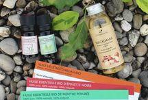   Les Recettes des Sens   / Découvrez toutes nos recettes faciles à réaliser chez soi avec des huiles essentielles et végétales BIO pour prendre soin de vous de la tête au pied !