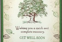 Get well/thinking  of you / by Mary Laffin