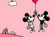 Disney figurer