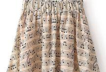 skirt a dress