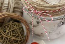 Handmade Christmas gifts / Handmade Christmas gifts