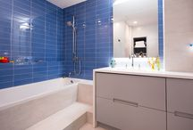 Bathroom Renovations in New York City / INS Contractors provide bathroom renovations services for high-end residential construction, in the New York Manhattan area.