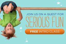 Kid classes