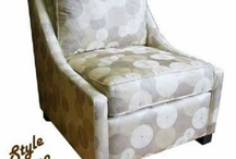 Upholstered Chairs / by Angela Todd Designs
