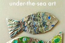 Fish Art ideas
