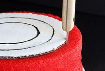 Cakes - Tutorial / by Natoya Ridgeway