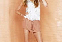 Spring/Summer Fashion I <3 / New additions for my wardrobe???