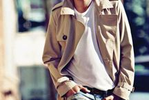 Alpha Male Looks / Male Products and Style