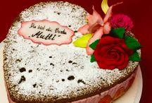 flowers Cake/ Blumen Torten