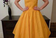 You shall go to the ball / Dress inspiration for the Christmas charity ball