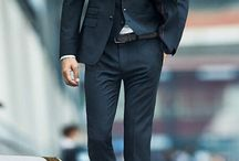 Miehen puku