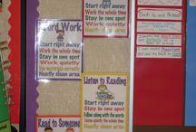 1st grade  education / by Renae McGregor