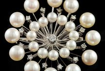 Lustrous Pearls / by The Castle Jewelry Discounters of Diamonds and Fine Jewelry