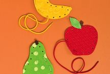 Fabric Crafts for Kids