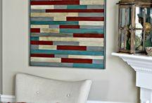 DIY Home Decor | Wall Art / by Infarrantly Creative