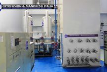 Cryogenic Oxygen Plants / BDM manufactures and exports cryogenic oxygen plants that work as per the latest technology as well as design of Felice Mandressi, Italy.