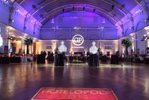 Receptions and Dinners at the Lindley Hall