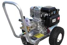 Best Semi-Pro Gas Pressure Washers / The power washer experts at Pressure Washers Direct have compiled separate lists of best-selling, top-rated and expert recommended semi-pro gasoline pressure washers.