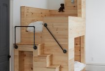 kid's space loft
