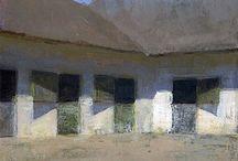 Jon Redmond paintings